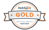 Hubspot Gold Partner for Your Media Services
