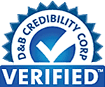Dunn & Brad Street Verified-Credibility Badge for Your Media Services, LLC.