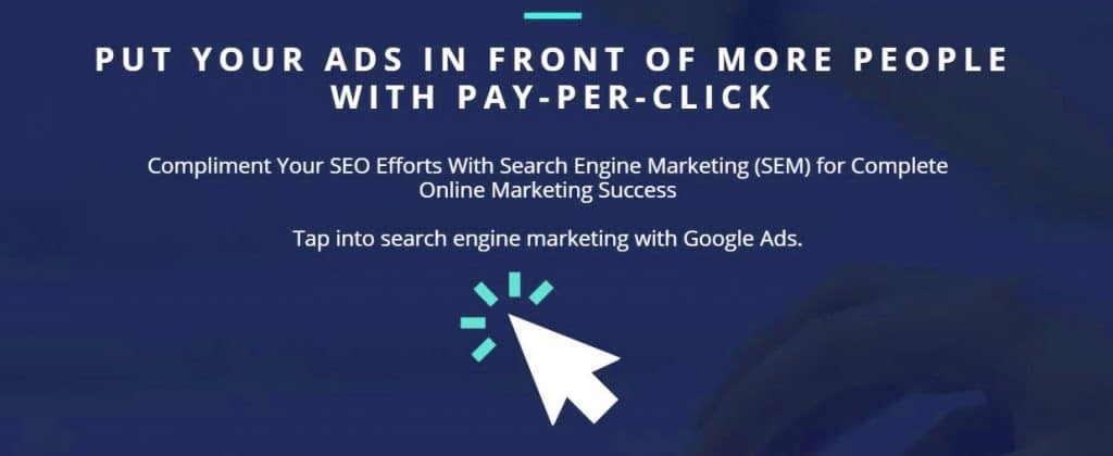 Put your PPC Ads in front of people's attention with Your Media Services