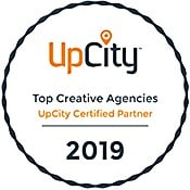Certified Badge Seat for Top-Creative-Agency-Upcity Certfed Partner-Your-Media-Services
