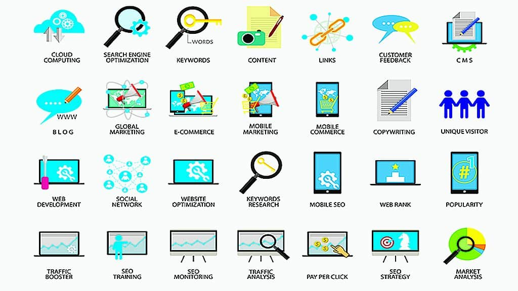 Your-Media-Online-Marketing-Campaigns Category Icons