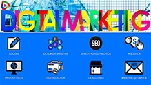 Your Media Services Digital Media Agency infographice image of all All Services
