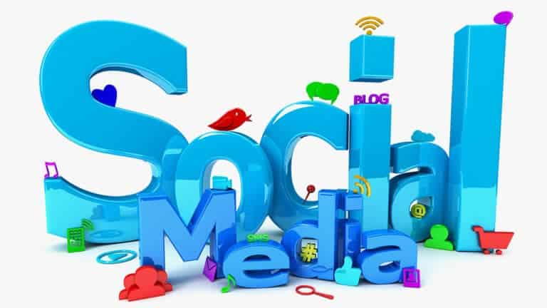 The image illustrates how Your Media Services is a social media branding and search engine optimization for small businesses.